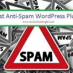 7 Best Anti-Spam WordPress Plugins