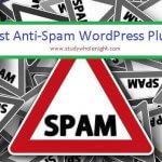 Best Anti-Spam WordPress Plugins